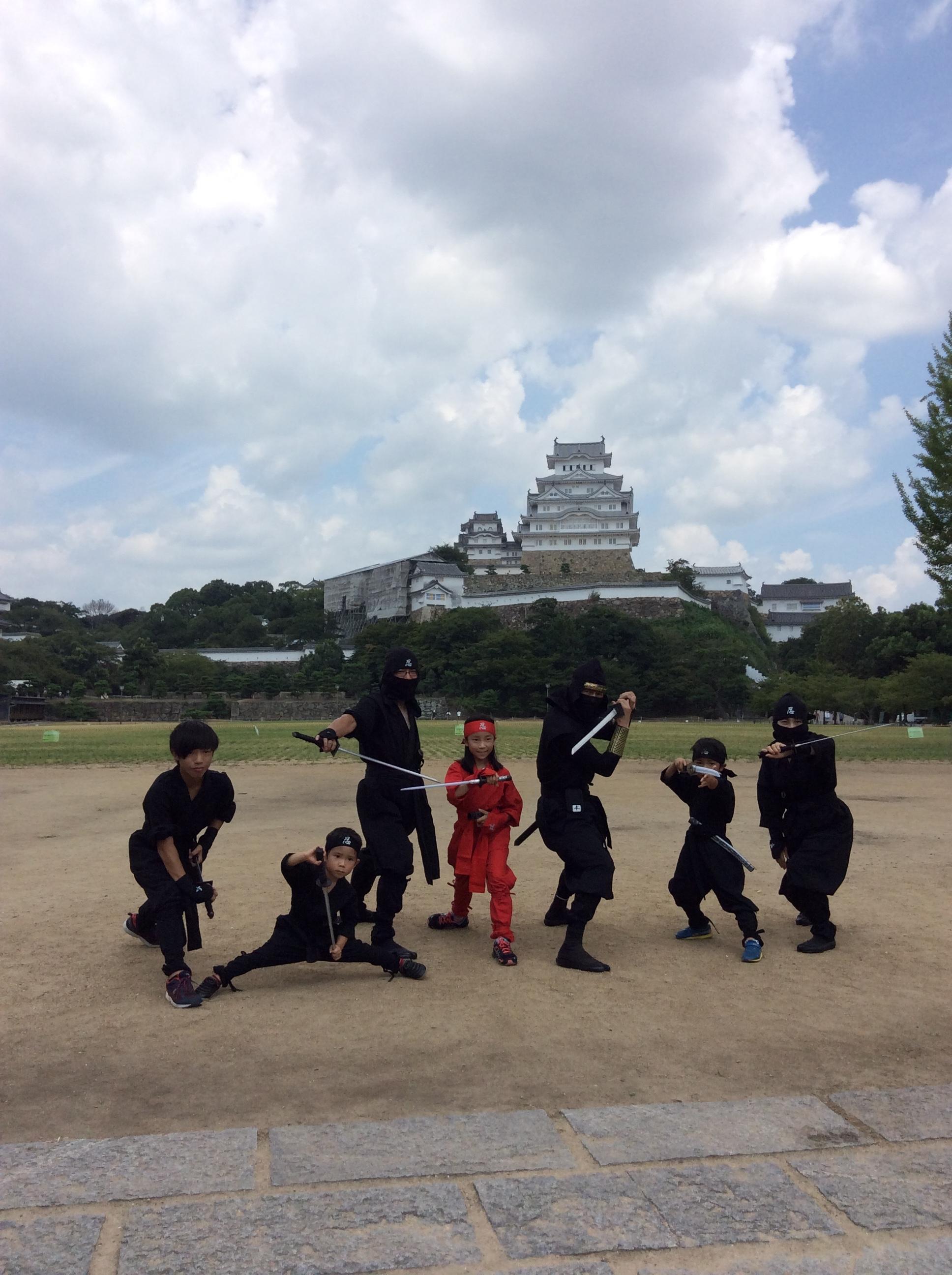 8/19東京高橋一家