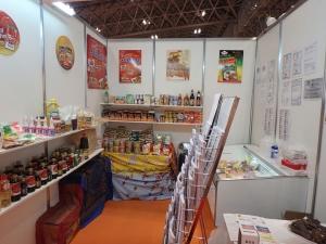 Foodex2016_二宮ブース内展示