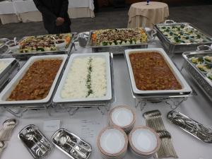 ハラール料理体験・ハラール料理の数々1