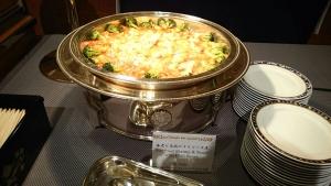 インドネシア料理フェア・エビと鶏肉のサンバル煮込み
