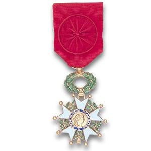 レジオン・ド・ヌール勲章