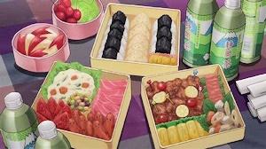 チカちゃん謹製お弁当