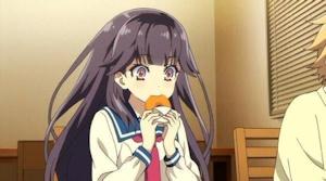 ドーナツ好きなチカちゃん