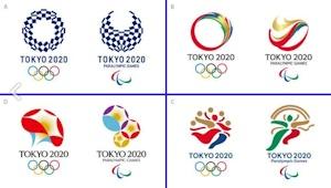 オリンピックのエンブレム候補