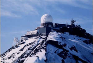 富士山レーダー