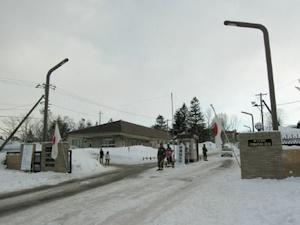 北海道の駐屯地