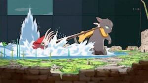 ネコ対オウムガイ