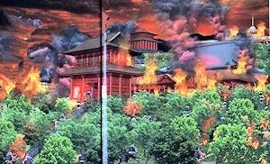 比叡山焼き討ち