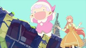 妖精さんとマイちゃん