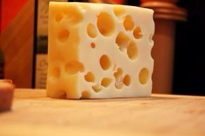 スイスチーズ