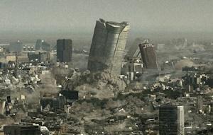 大地震襲来か