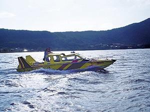 洞爺湖モーターボート