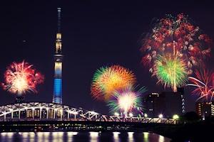 2016隅田川花火大会