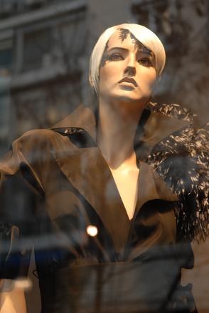 マネキン 女性 ファッション