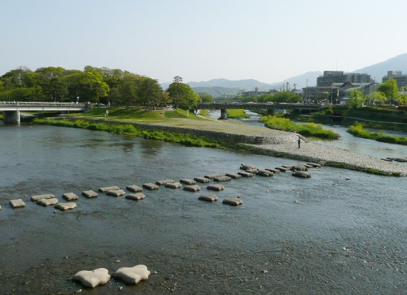 鴨川デルタ 原風景 京都