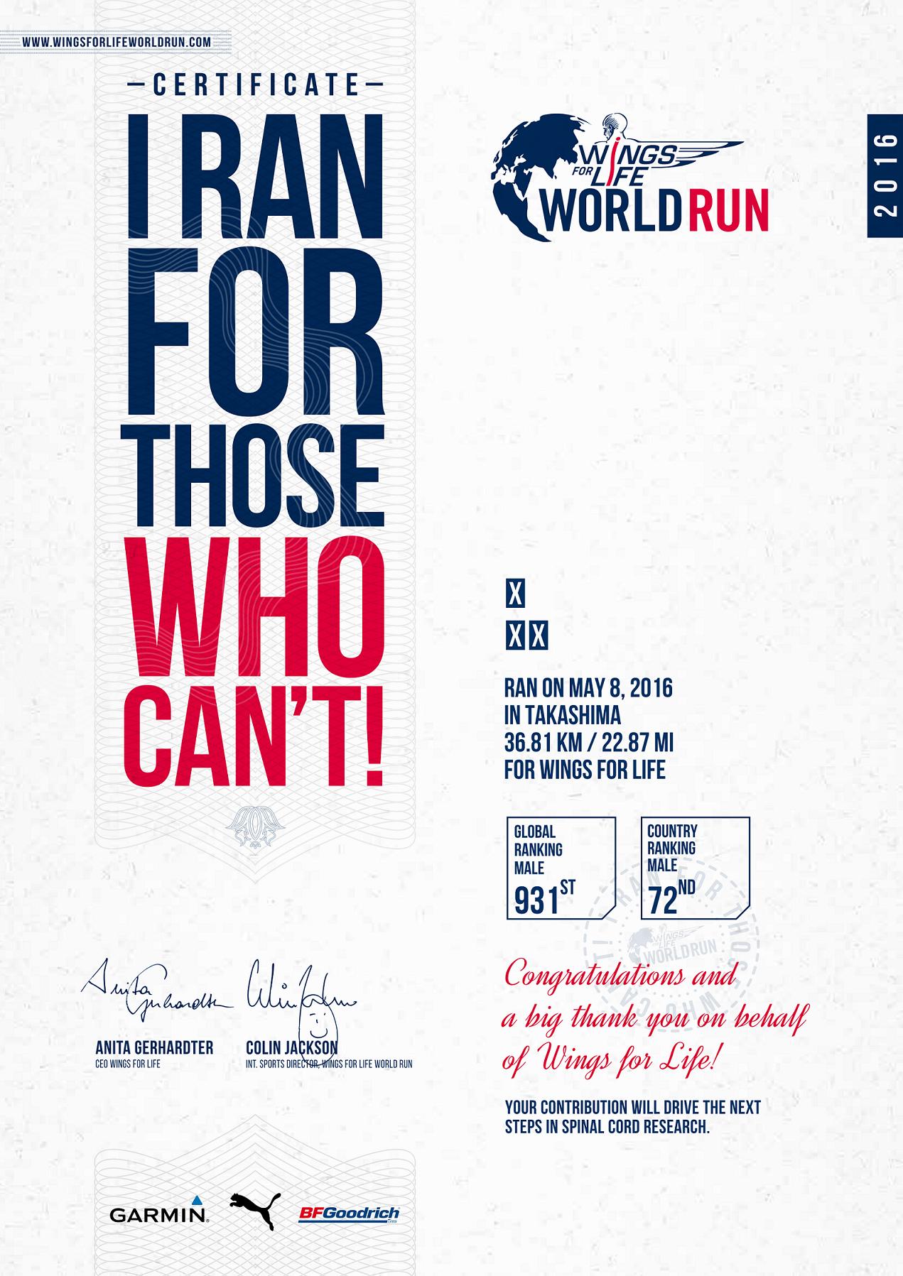 world run certificate_01