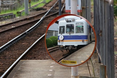 IMG_9354 絵手紙電車 1