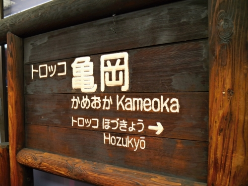 IMG_7521 トロッコ亀岡駅票