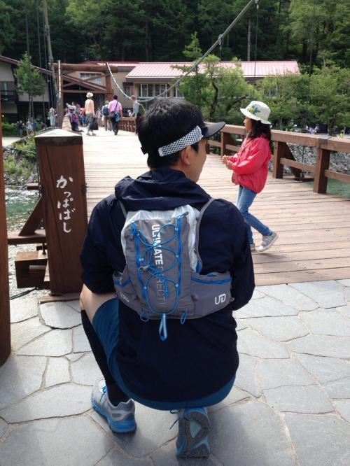 上高地160811_河童橋