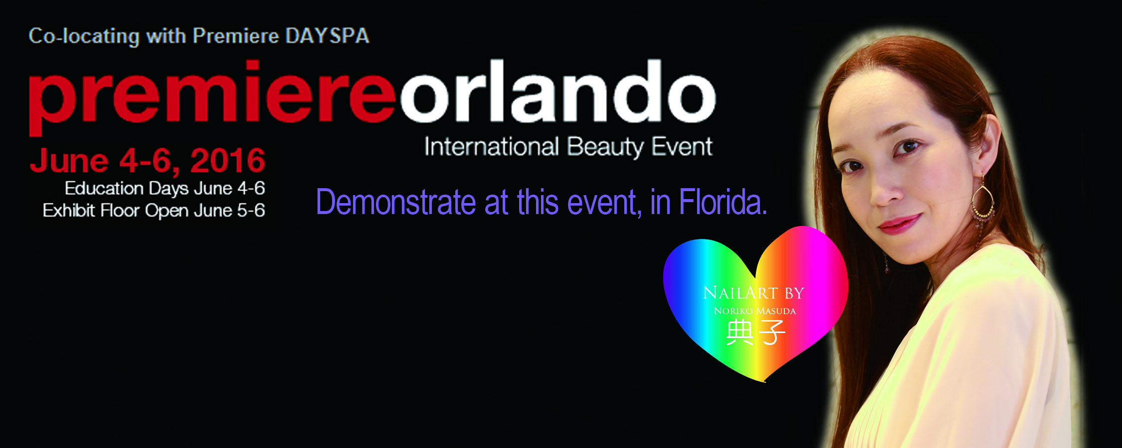 Facebook cover Premere Orland Florida