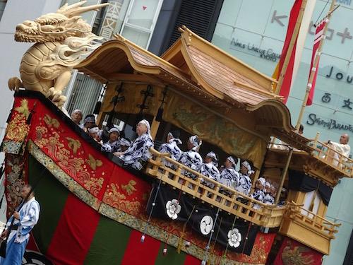 祇園祭大船のコピー