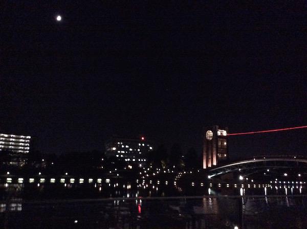富山夜スタバ