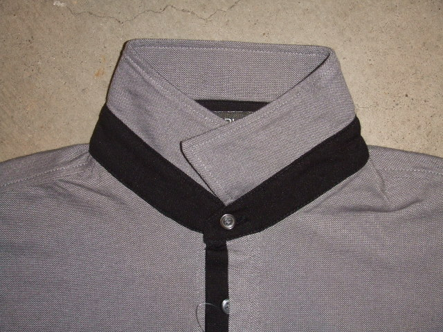 NORULE 2TONE POLO GRAY FT2