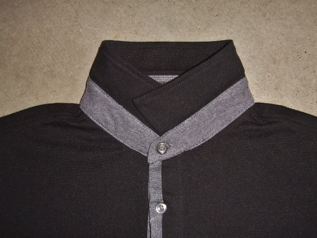 NORULE 2TONE POLO BLACK FT3
