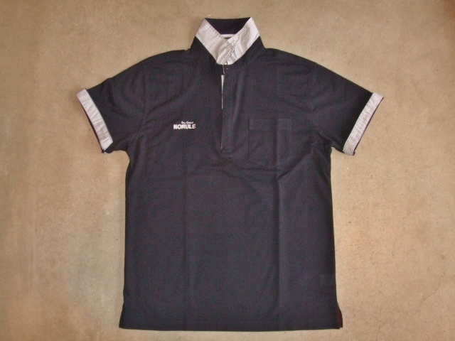NORULE ZIP POLO1