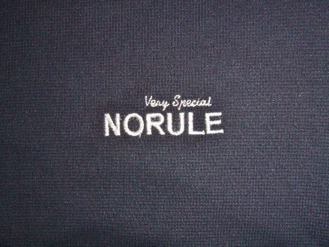 NORULE ZIP POLO FT4