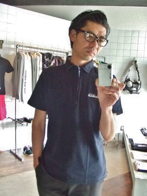 NORULE ZIP POLO ST1
