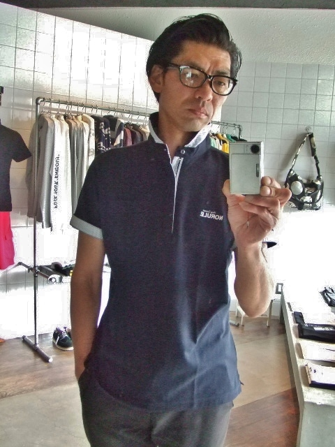 NORULE ZIP POLO ST2