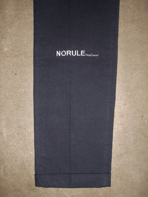 NORULE Stretch chino pants navy ft4