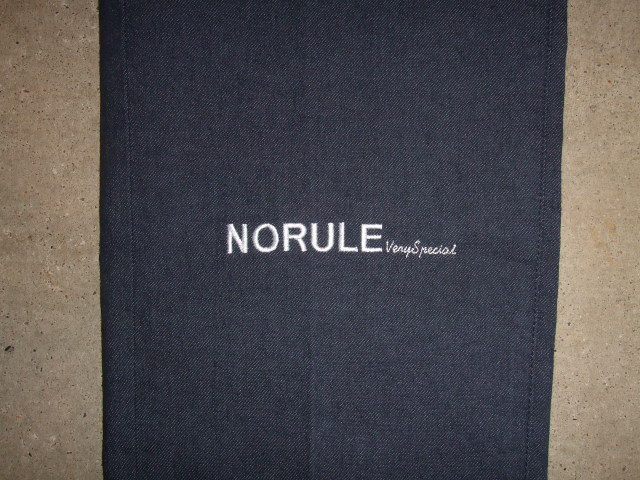 NORULE Stretch chino pants navy ft5