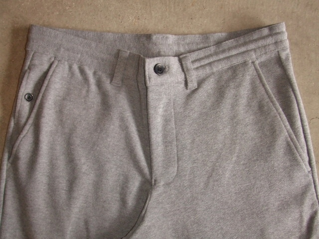 NORULE Cutsew Easy Pants GRAY FT1