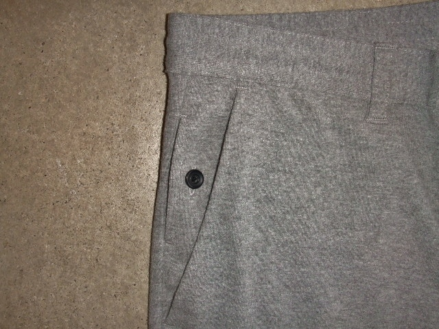 NORULE Cutsew Easy Pants GRAY FT2