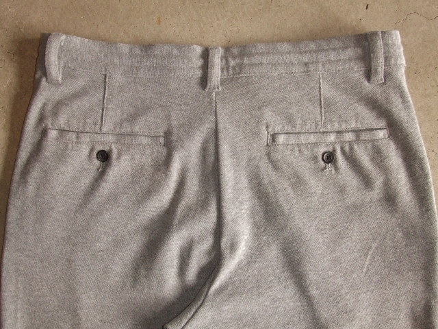 NORULE Cutsew Easy Pants GRAY FT8