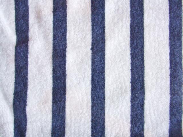 NORULE Stripe Pile shorts white6