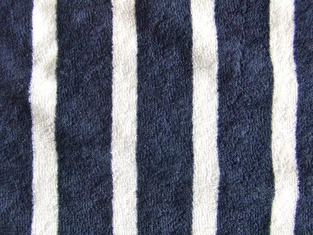 NORULE Stripe Pile shorts navy6