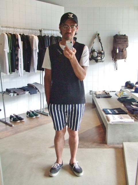 NORULE Stripe Pile shorts st