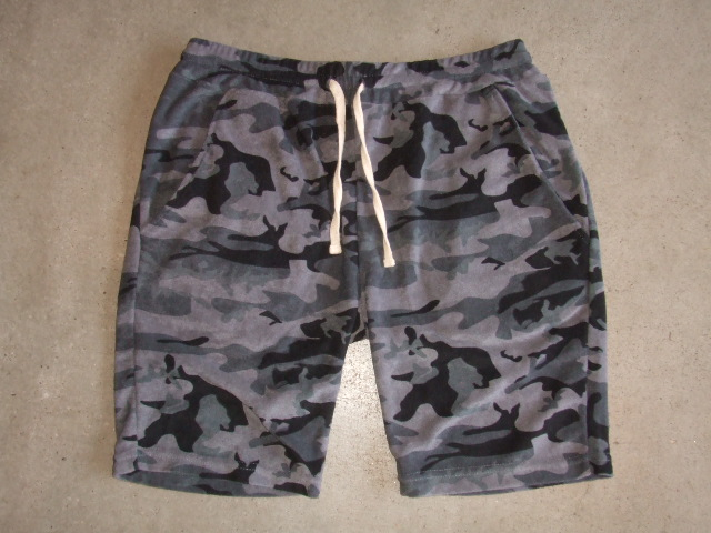 NORULE Camouflage shorts