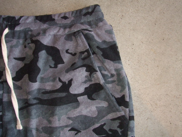 NORULE Camouflage shorts2