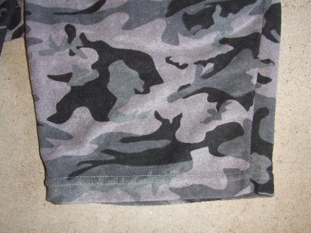 NORULE Camouflage shorts3