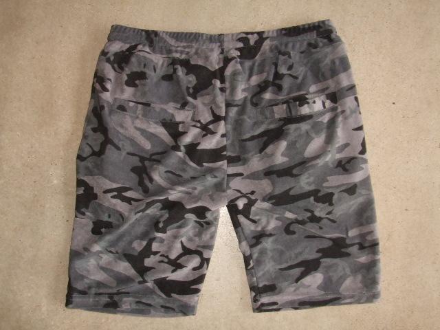 NORULE Camouflage shorts4