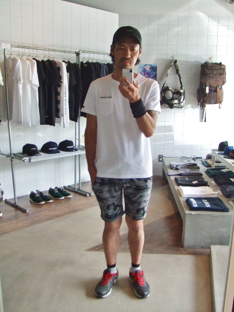 NORULE Camouflage shorts st