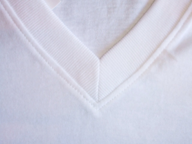 NORULE standard V tee white2