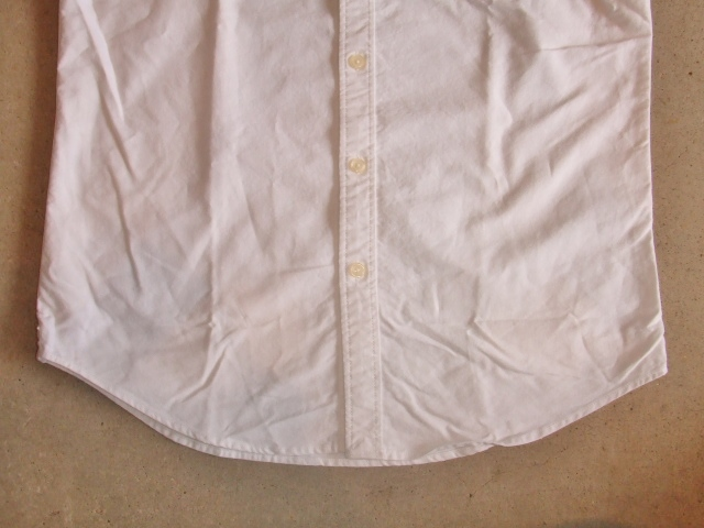 NORULE bd shirt white5
