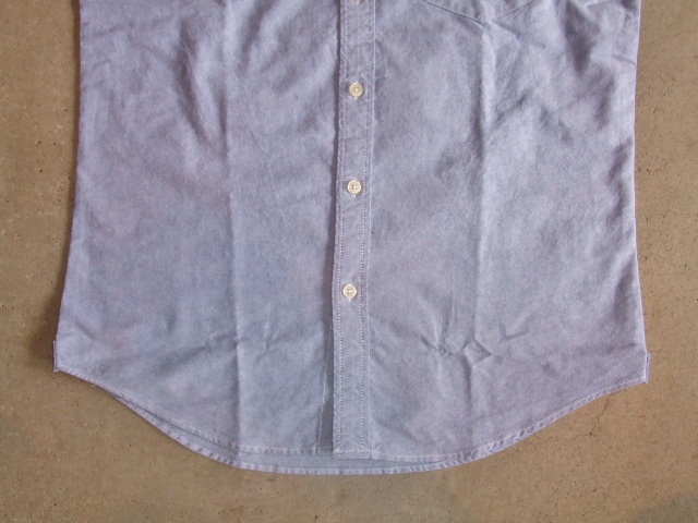 NORULE bd shirt blue4