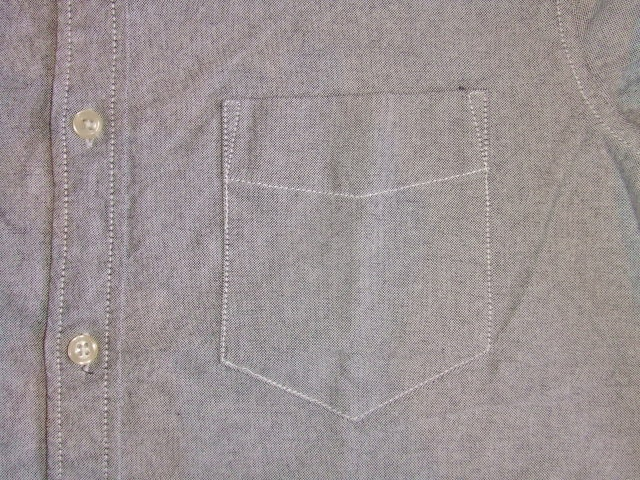 NORULE bd shirt gray3
