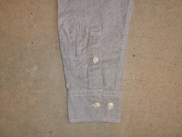 NORULE bd shirt gray5